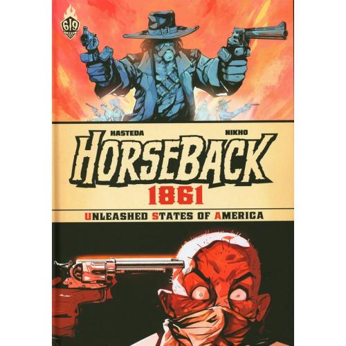 Horseback 1861 (VF)