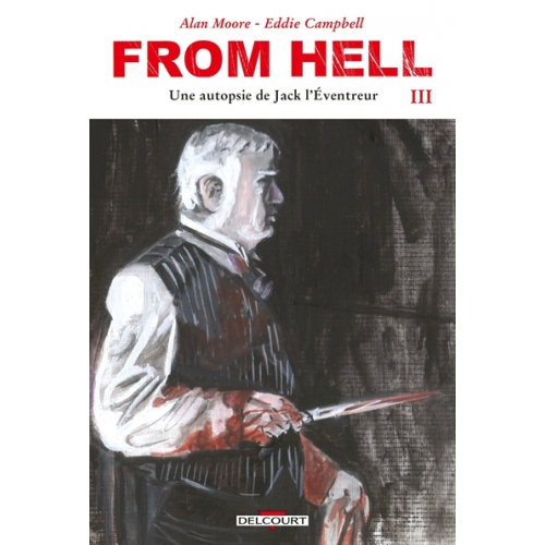 From Hell Tome 3 -Édition couleur (VF)