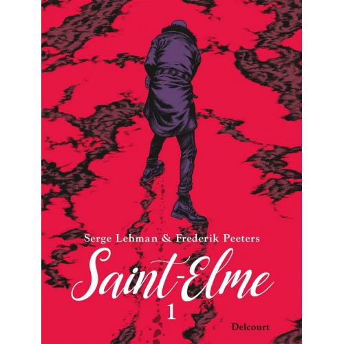 Saint-Elme Tome 1 : La Vache brûlée (VF)