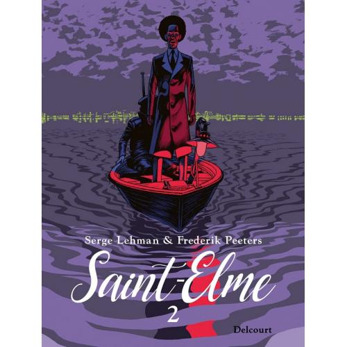 Saint-Elme Tome 2 : L'avenir de la famille (VF)