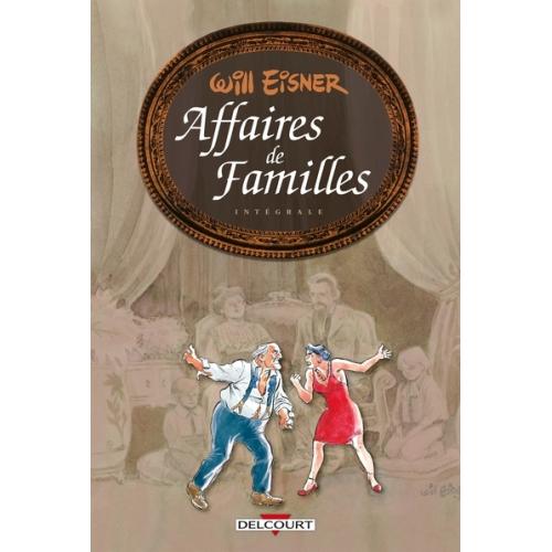 Will Eisner - Trilogie Affaires de familles (VF)