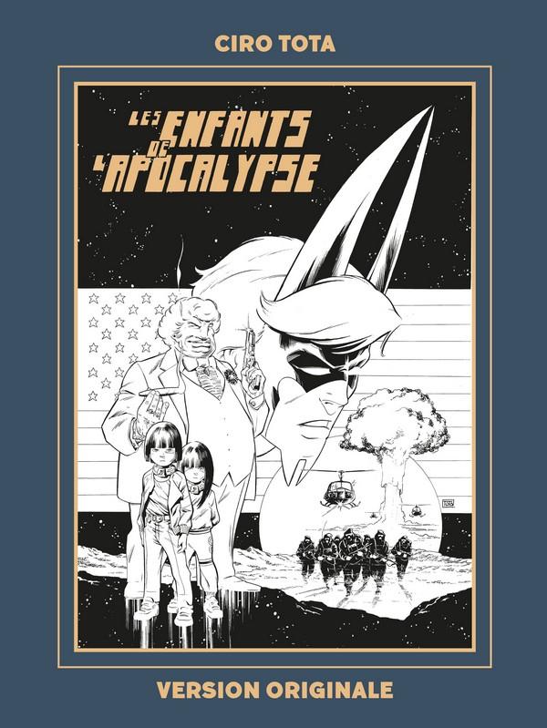 PHOTONIK : les enfants de l'Apocalypse Version Original (Artist Edition) - VF