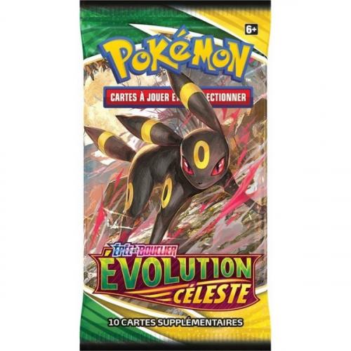 Pokémon Épée et Bouclier Evolution céleste - Booster