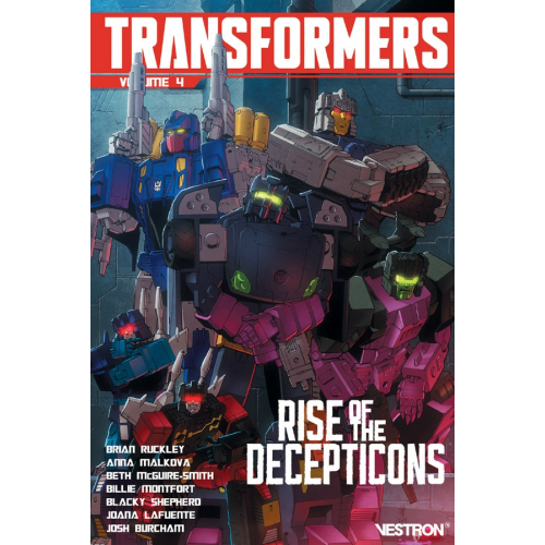 TRANSFORMERS TOME 4 (VF)
