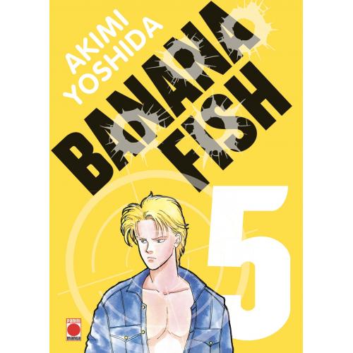 BANANA FISH PERFECT EDITION TOME 5 (VF)