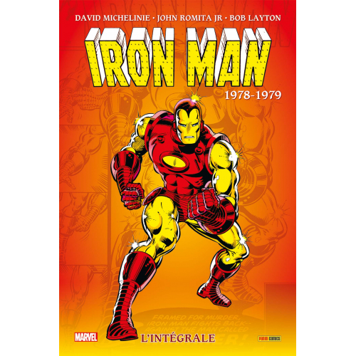Iron Man : L'intégrale 1978-1979 (Tome 12) (VF)