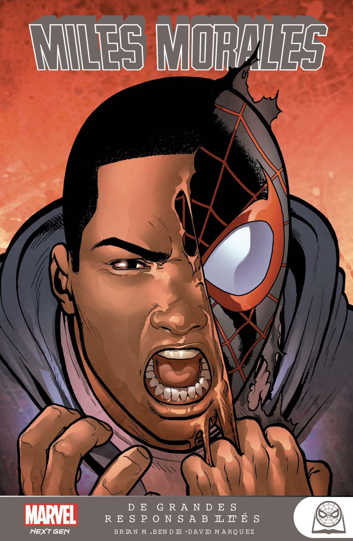 Marvel Next Gen -Miles Morales Great Responsibility (VF)