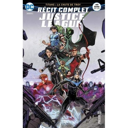 Justice League Récit Complet n°9 (VF)