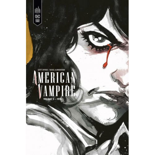 American Vampire Intégrale Tome 5 (VF)