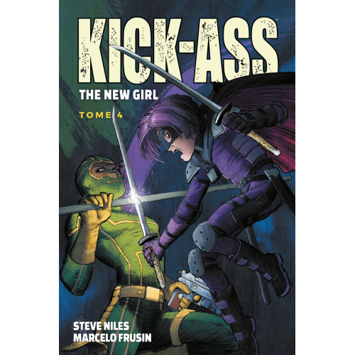 Kick Ass - The New Girl Tome 4 (VF)