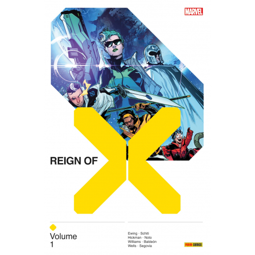 Reign of X Tome 1 (VF)