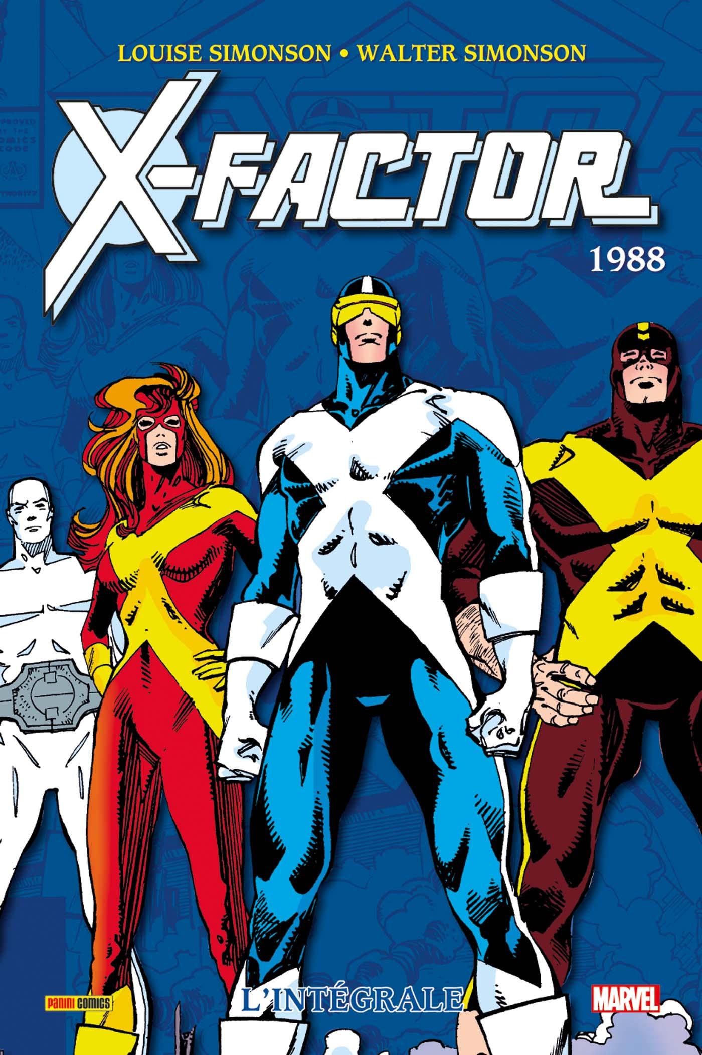 X-FACTOR : L'INTÉGRALE 1988 (VF)