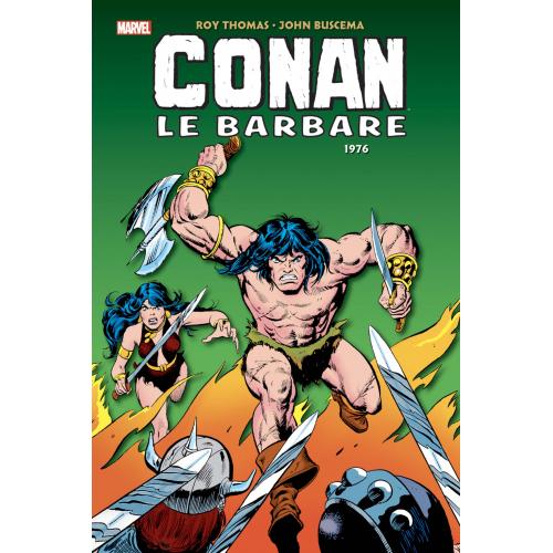 Conan le Barbare : L'intégrale 1976 Tome 5 (VF)