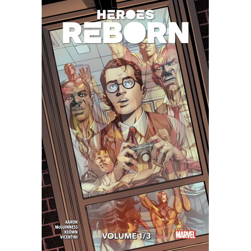 Heroes Reborn Tome 1 Édition Collector (VF)