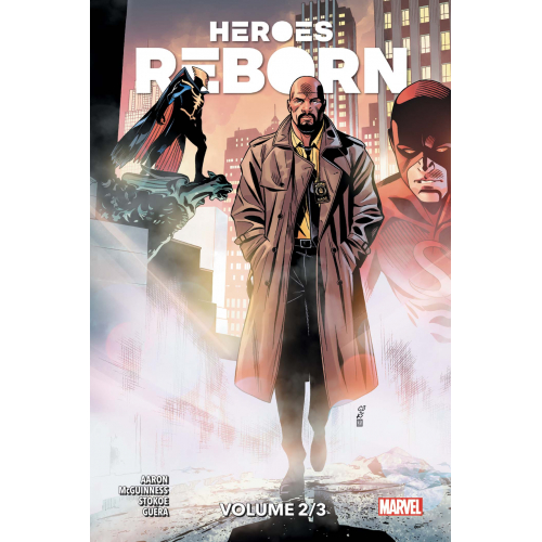 Heroes Reborn Tome 2 Édition Collector (VF)