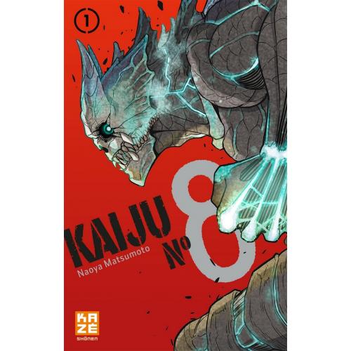 Kaiju n°8 Tome 1 (VF)