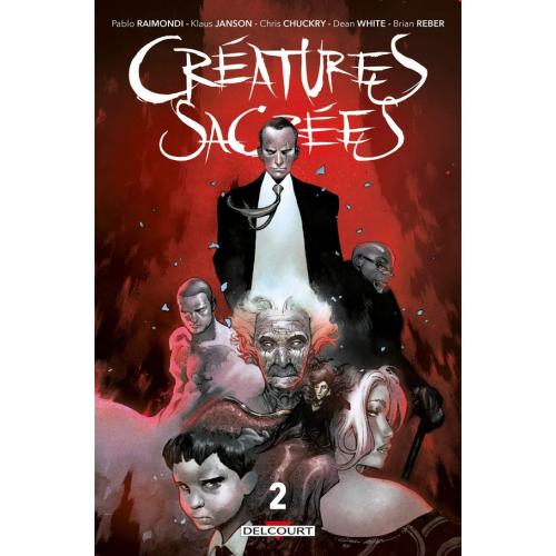 Créatures sacrées Tome 2 (VF)