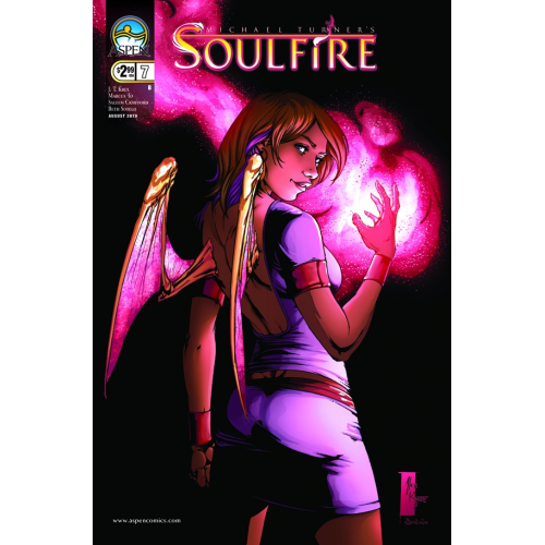 SOULFIRE VOL TWO 7 CVR A MARCUS TO (VO)