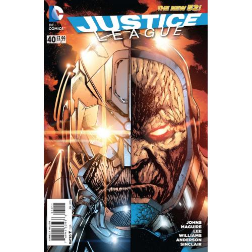 JUSTICE LEAGUE 40 (VO)
