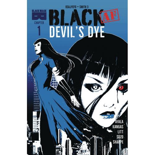 BLACK AF DEVILS DYE 1 (OF 4) (VO)