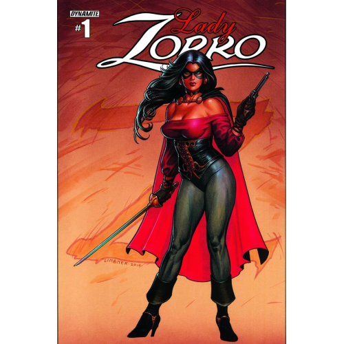 LADY ZORRO 1 (OF 4) (VO)
