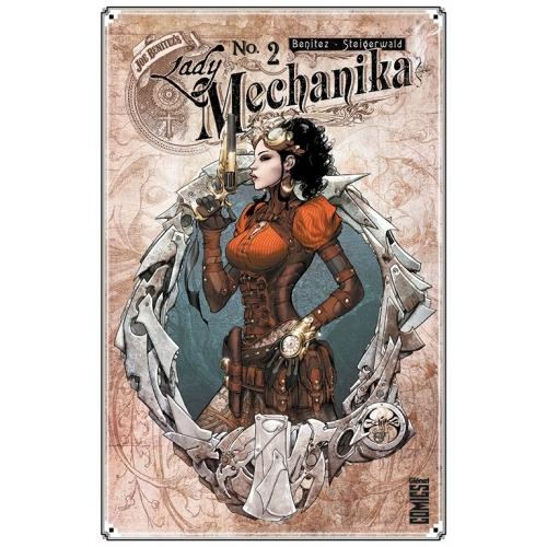 Lady Mechanika – Tome 2 (VF)