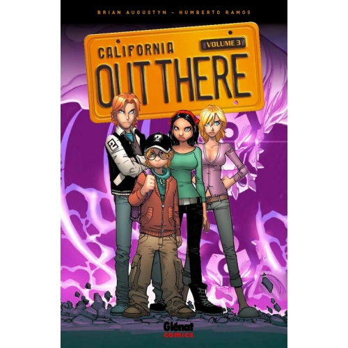 Out There Tome 3 (VF)