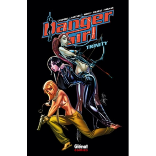 Danger Girl : Trinity (VF)