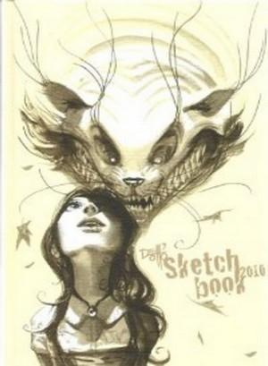 Simone Bianchi Sketchbook 2016 (Signé)