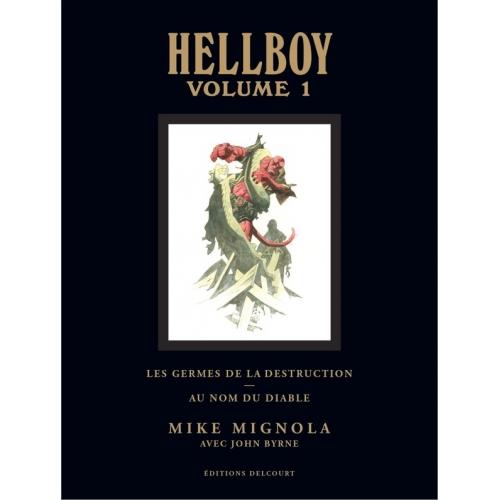 Hellboy Deluxe Vol. 1 : Les germes de la destruction (VF)