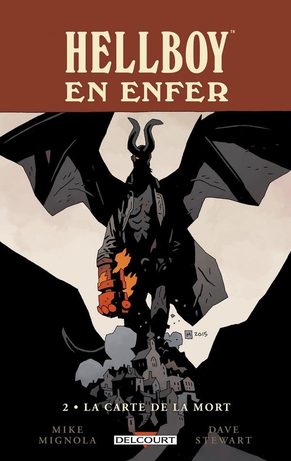 Hellboy en Enfer Tome 2 : La Carte de la mort(VF)