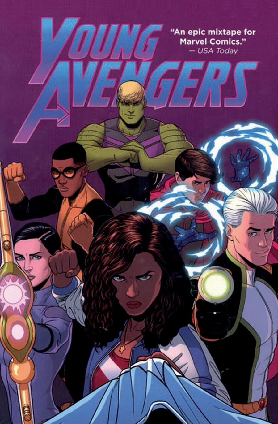 Young Avengers (VF)
