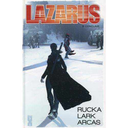 Lazarus Tome 3 (VF)