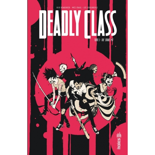 Deadly Class Tome 3 (VF)
