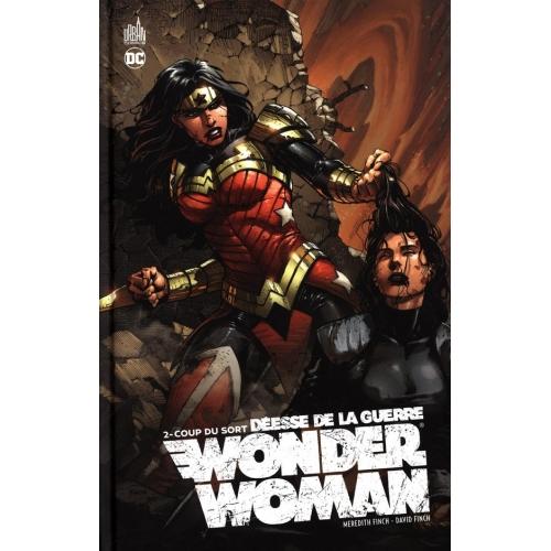 Wonder Woman : Déesse de la Guerre Tome 2 (VF)