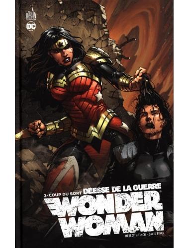 Wonder Woman : Déesse de la Guerre Tome 2 (VF) - ORIGINAL ...