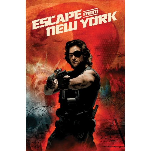 Escape from New York Tome 1 (VF)
