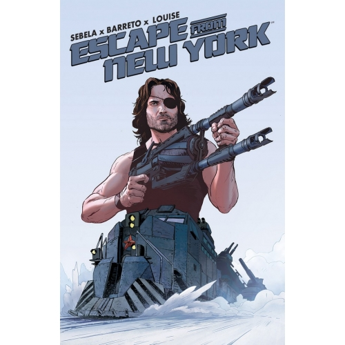 Escape from New York Tome 2 (VF)