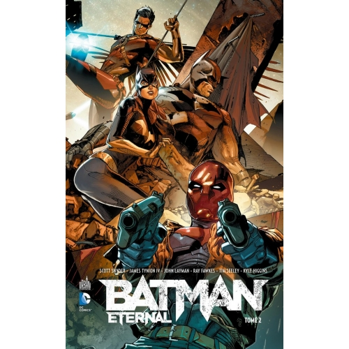 Batman Eternal Tome 2 (VF)