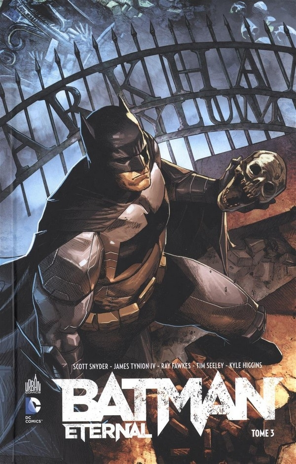 Batman Eternal Tome 3 (VF)