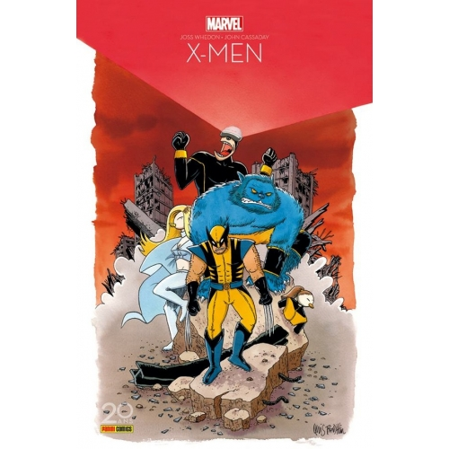 Astonishing X-Men - Surdoués (Éd. 20 ans)