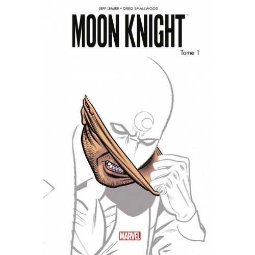 Moon Knight All-New All-Different Tome 1 (VF)
