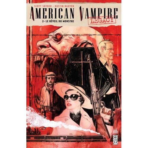 American Vampire Legacy Tome 2 (VF)