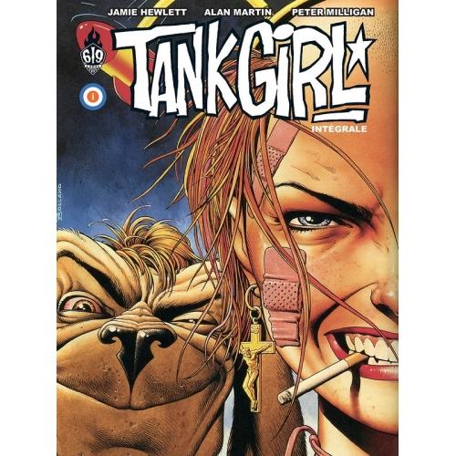Tank Girl L'Intégrale (VF)