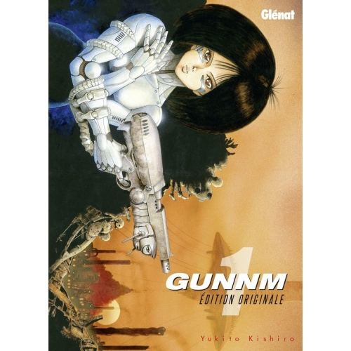 Gunnm Édition Originale Vol. 1 (VF)