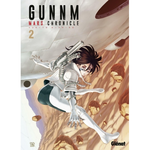 Gunnm Mars Chronicles Vol. 2 (VF)