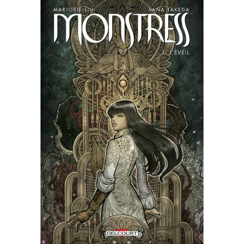 Monstress tome 1 (VF)