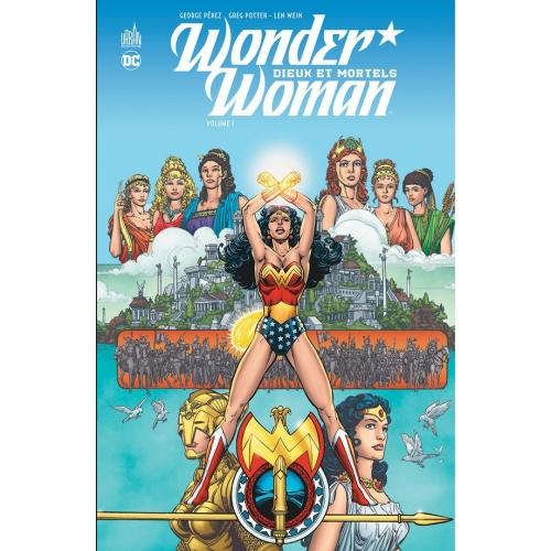 Wonder Woman Dieux et Mortels Tome 1 (VF)
