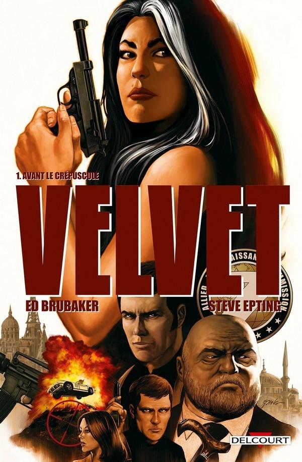 Velvet Tome 1 (VF)