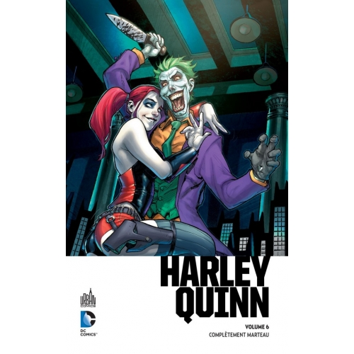 Harley Quinn Tome 1 - Édition Premium (VF)